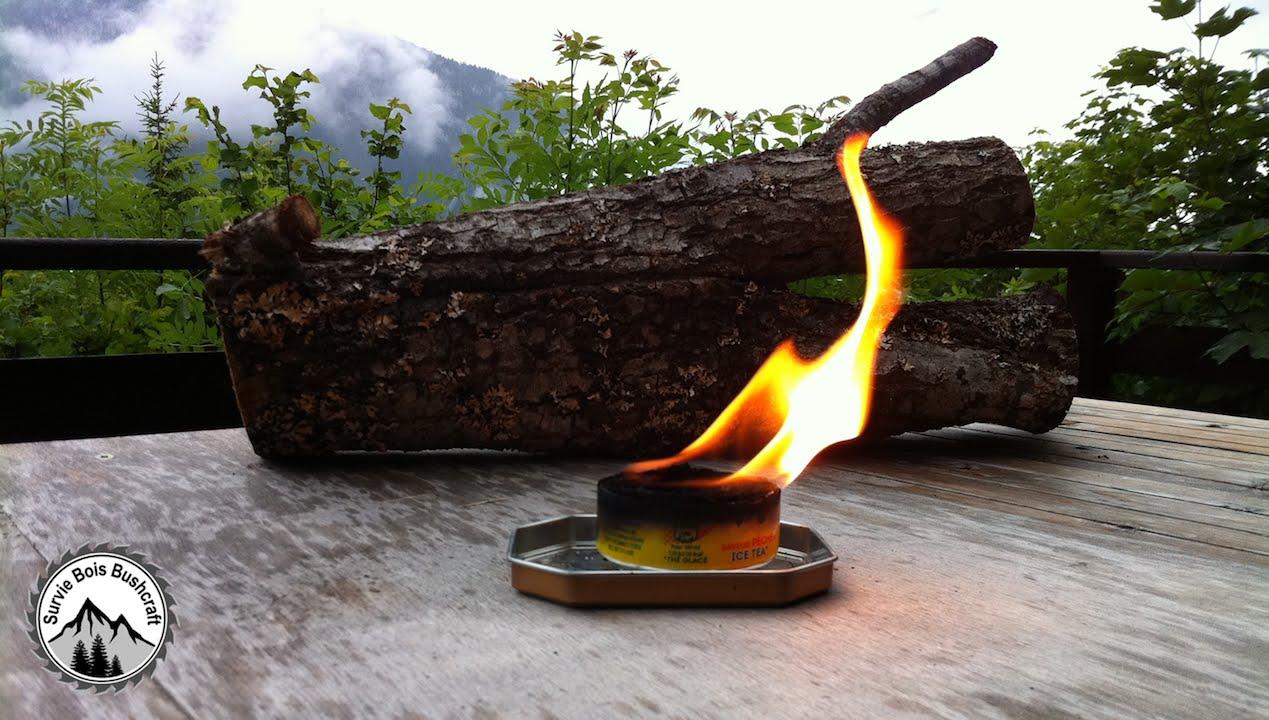 Comment réaliser une boite à feu ?