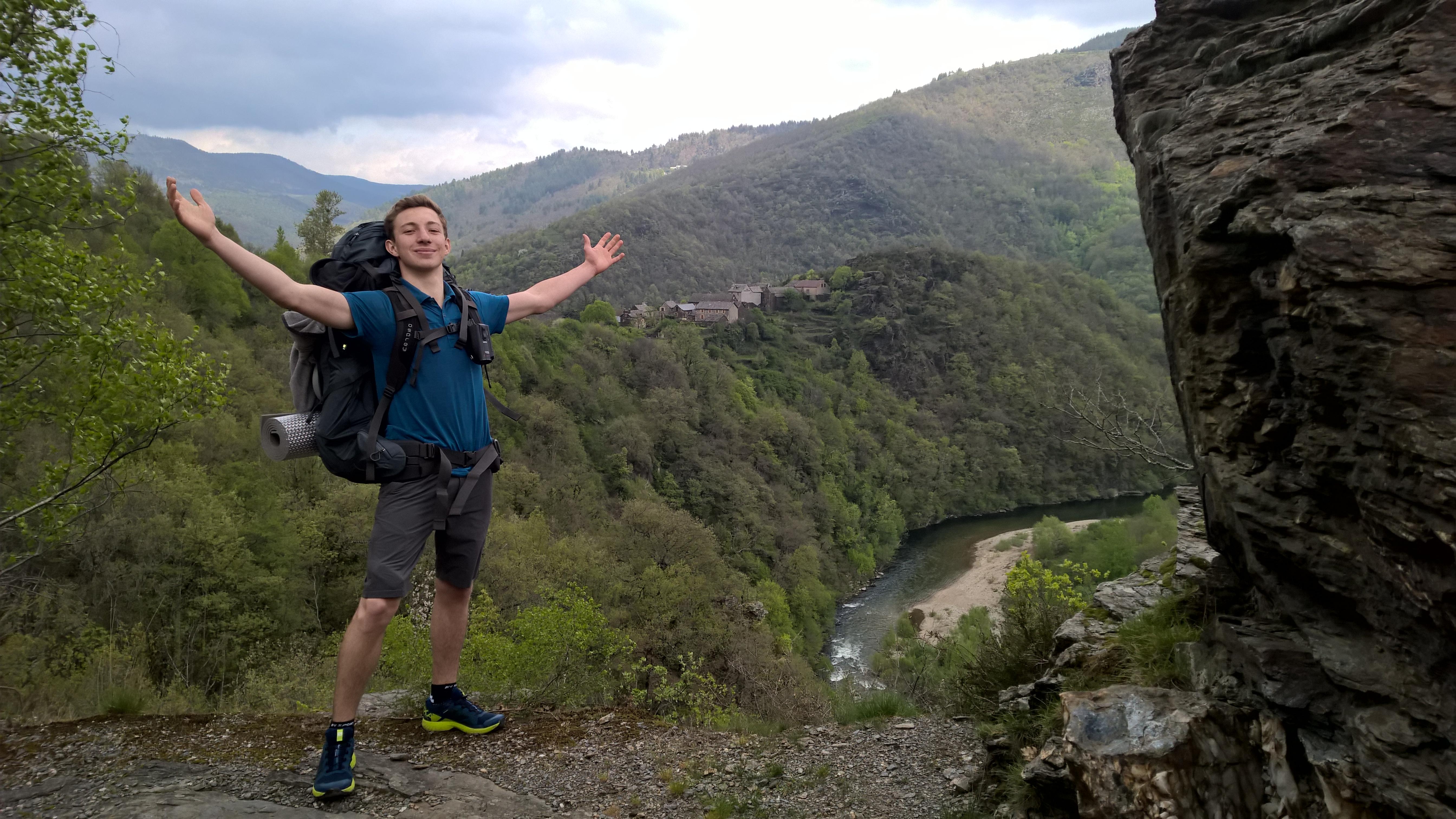 TREK de 3 jours sur les Gorges du Tarn – Autonomie totale
