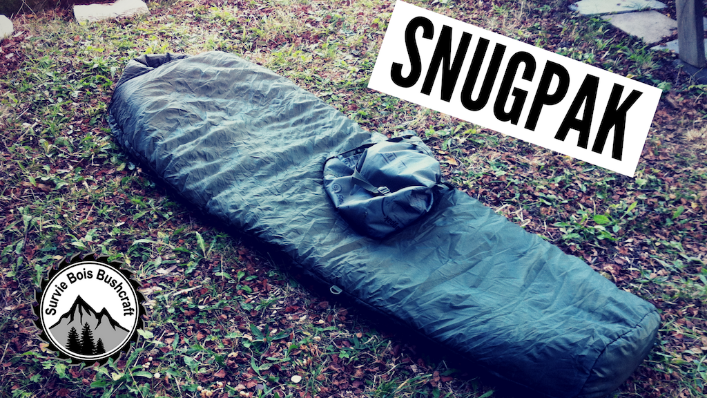 Revue sac de couchage Softie Elite 4 – Snugpak