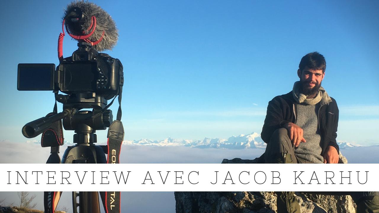 INTERVIEW JACOB KARHU: L'homme qui a vécu 7 mois en ermitage dans une cabane.